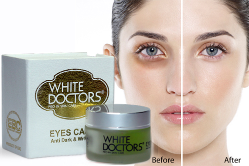 Kem Chữa Thâm Quầng Mắt White Doctors